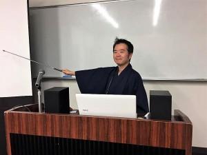 福井創業者育成プロジェクトでのご紹介(OGイメージからの写真)